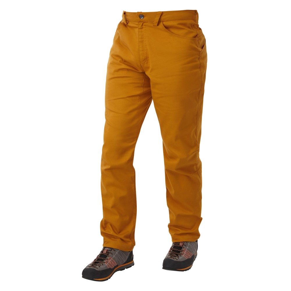 Mountain Equipment Beta Pant Mens Pumpkin Spice
