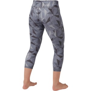 Cala Crop Legging Womens Folk Print
