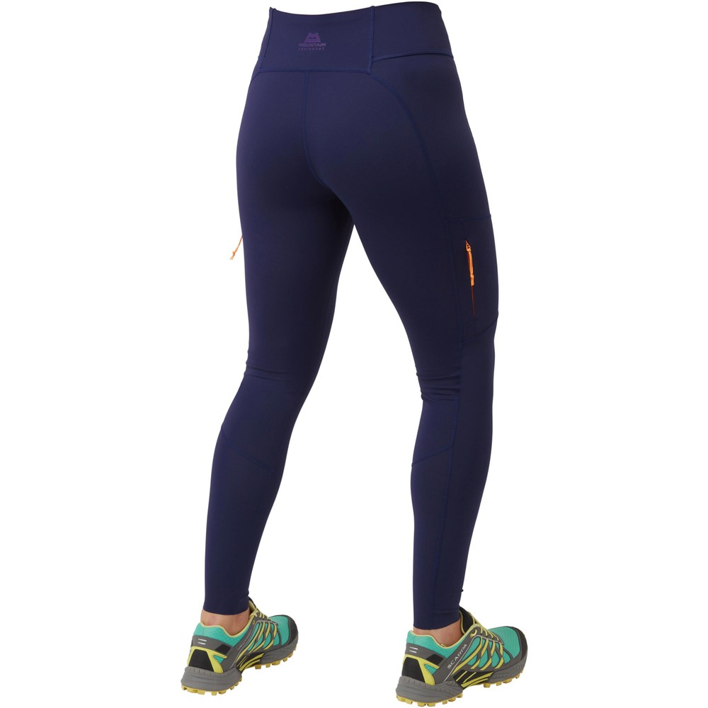 Mountain Equipment Freney Tight Womens Medieval Blue