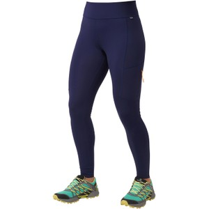 Mountain Equipment Freney Tight Womens in Medieval Blue