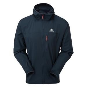 Aerofoil Jacket Mens Blue Nights
