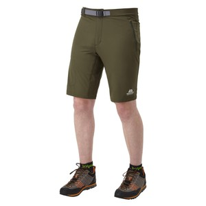 Ibex Mountain Short Mens Broadleaf