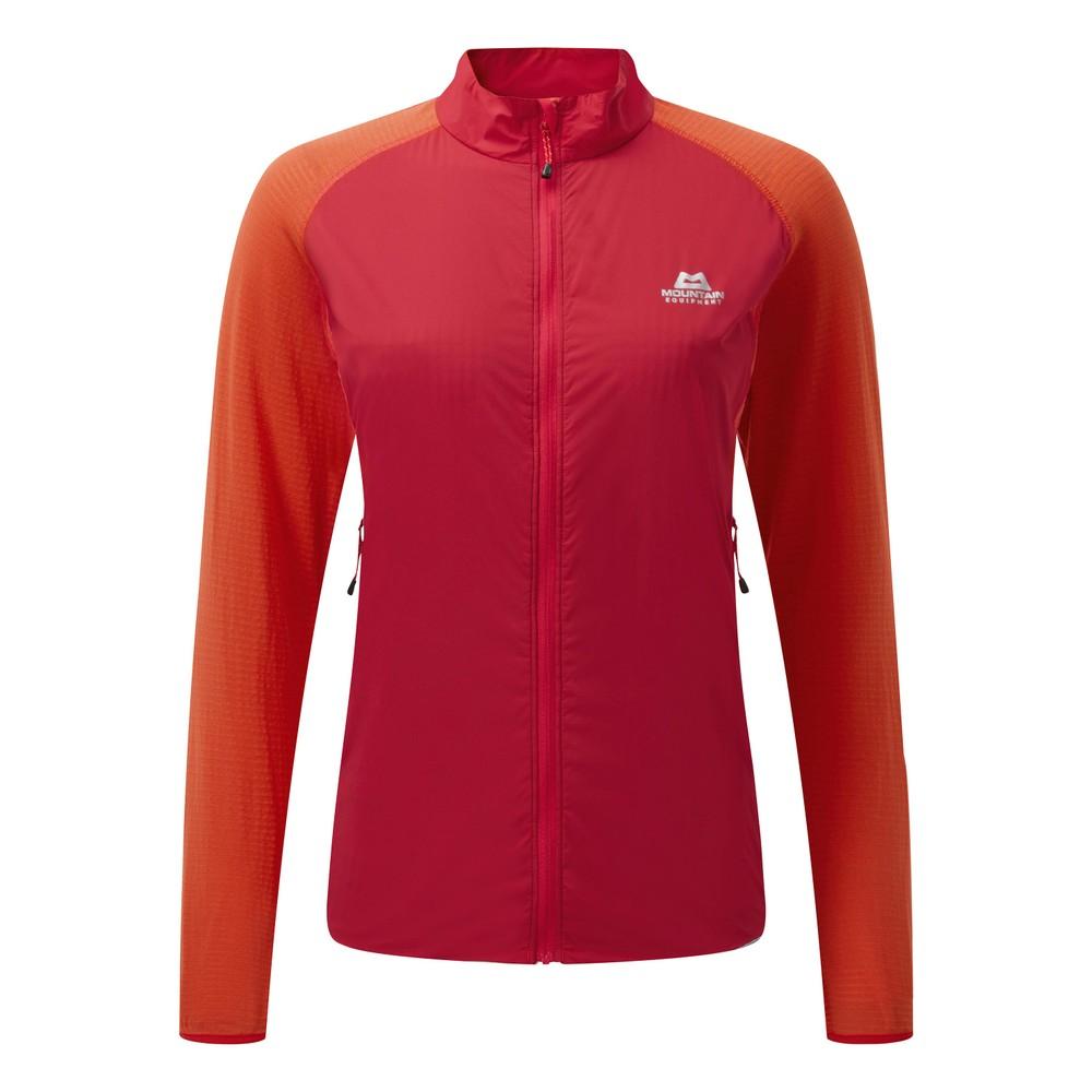 Mountain Equipment Trembler Jacket Womens Capsicum Red
