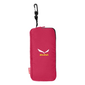 Salewa Smartphone Insulator in Rose Red/White