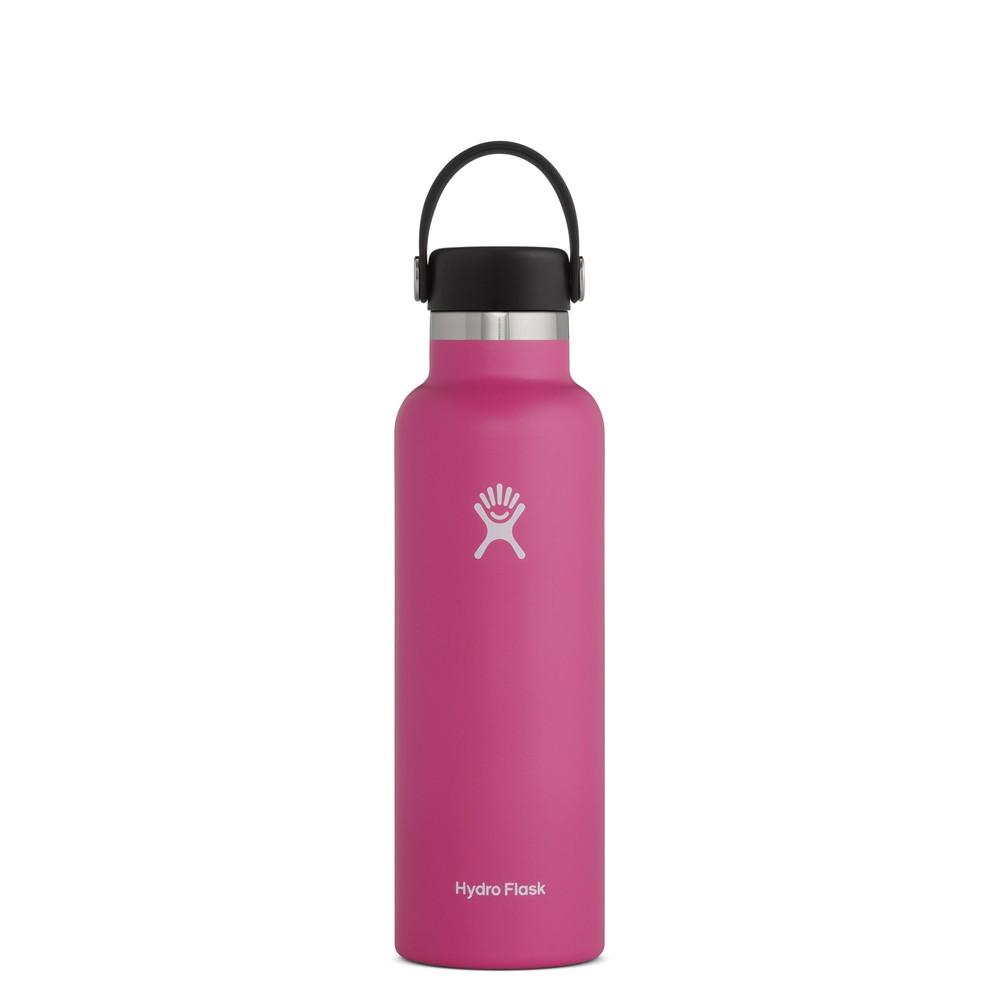 Hydro Flask 21oz Standard w/std Flex Cap Carnation