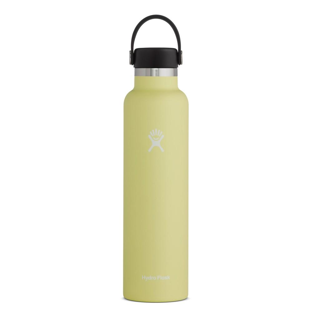 Hydro Flask 24oz Standard Mouth Flex Cap Pineapple