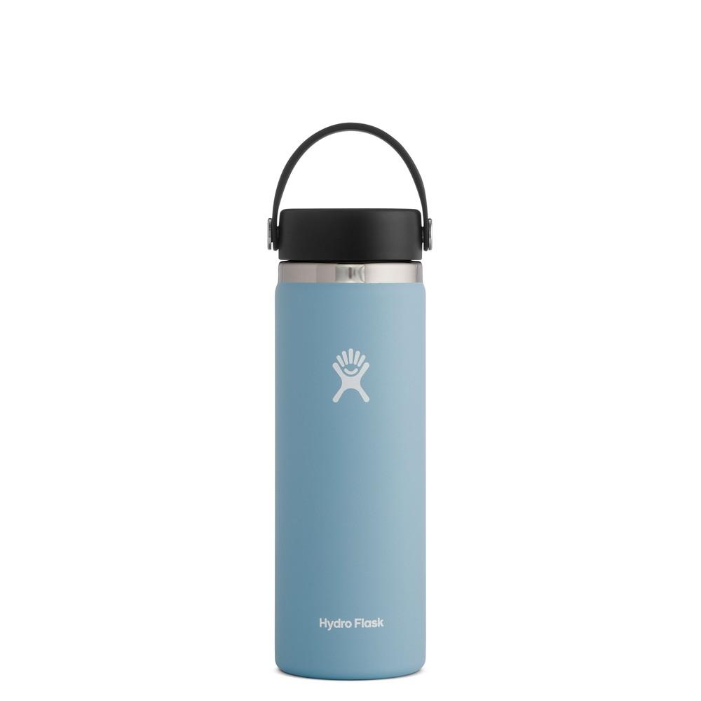 Hydro Flask 20oz Wide Mouth w/Flex Cap 2.0 Rain