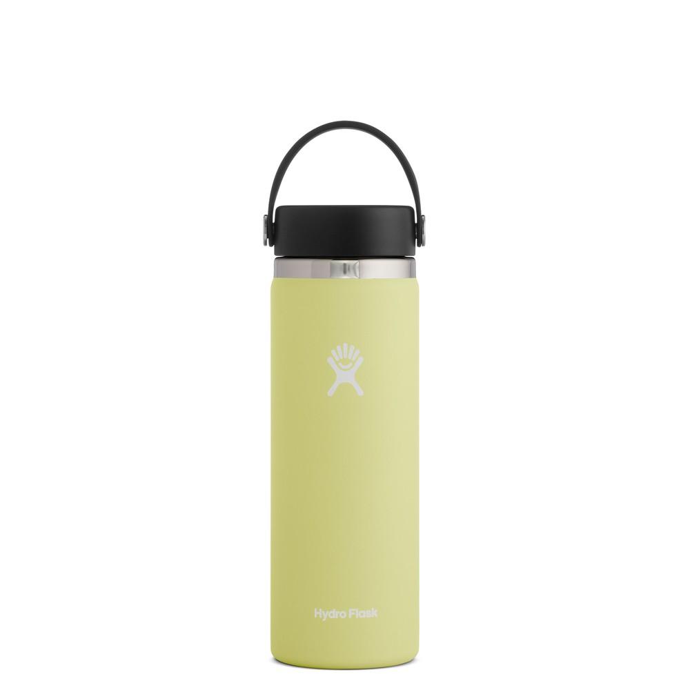 Hydro Flask 20oz Wide Mouth w/Flex Cap 2.0 Pineapple