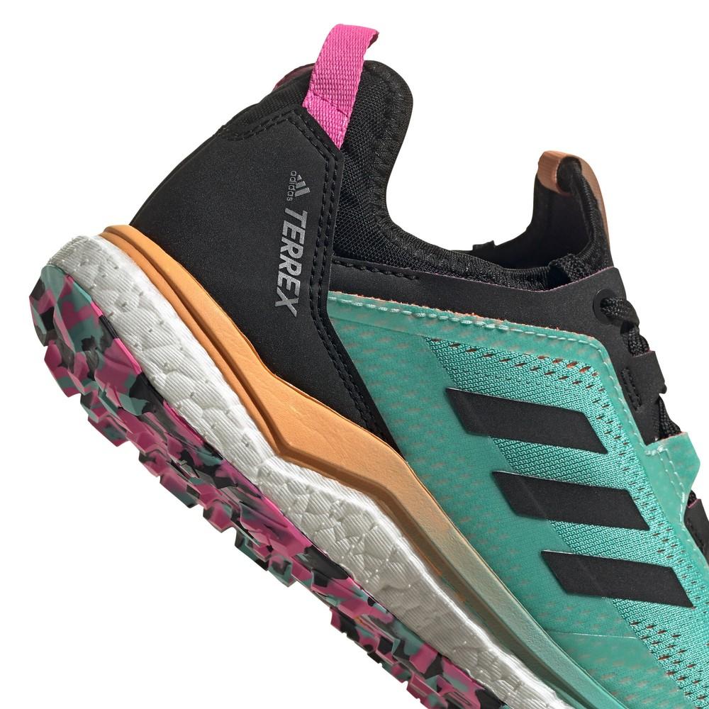Adidas Terrex Agravic Flow GTX Womens Acid Mint