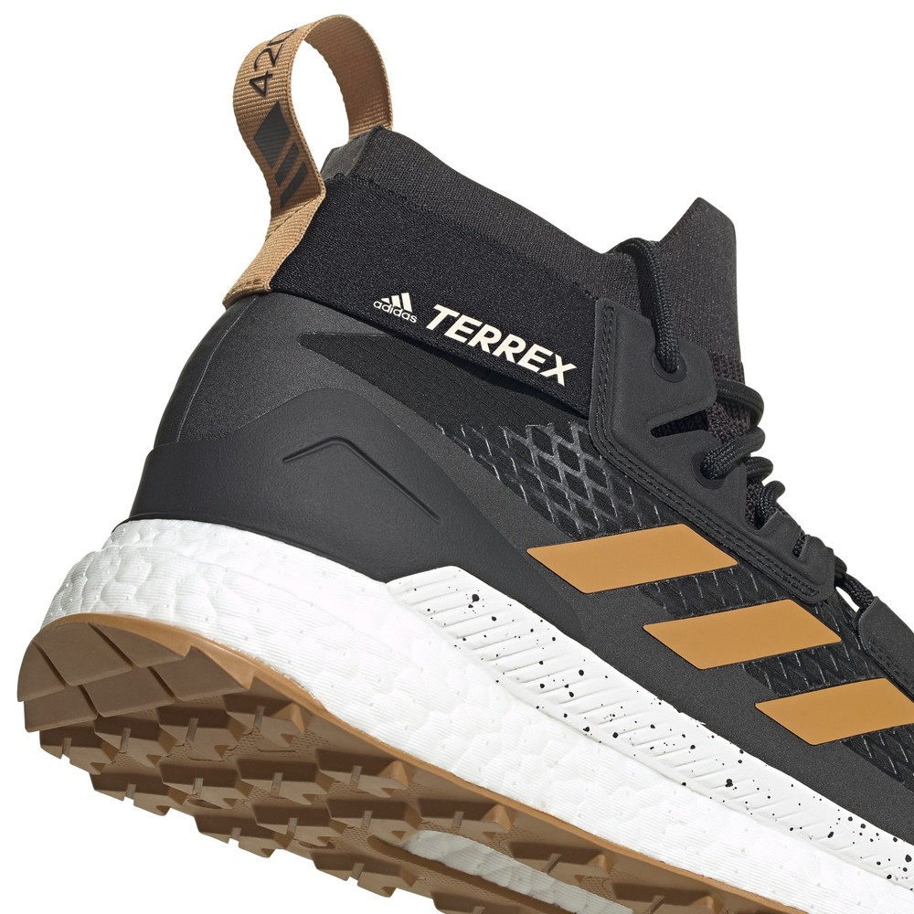 Adidas Terrex Free Hiker GTX Mens Core Black