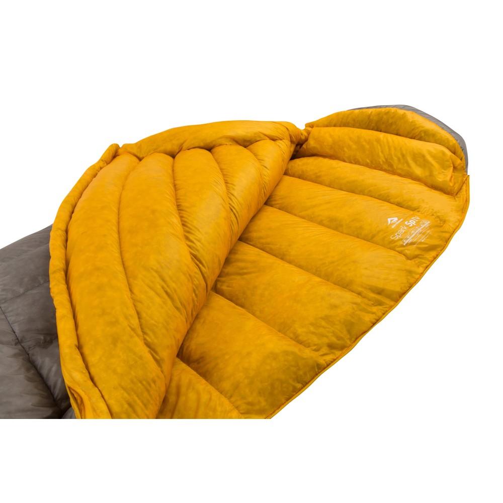 Sea To Summit Spark SpIV - Regular - Left Zip Dark Grey/Yellow