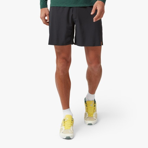 On Running Lightweight Shorts Mens Black