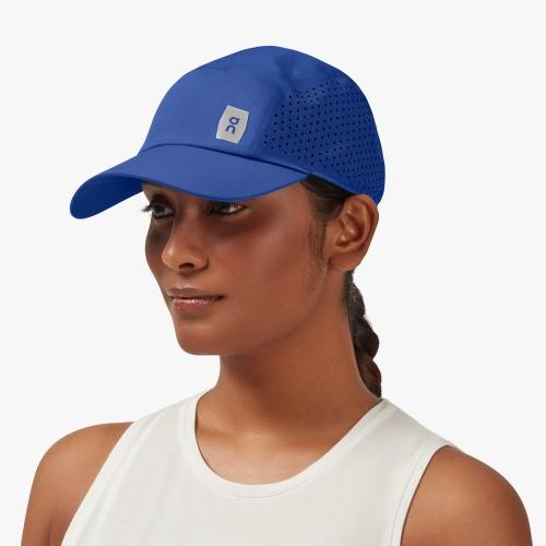 On Running Lightweight Cap Blue