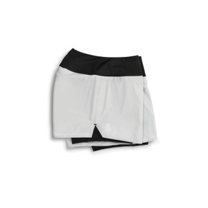 Running Shorts Womens Glacier/Black