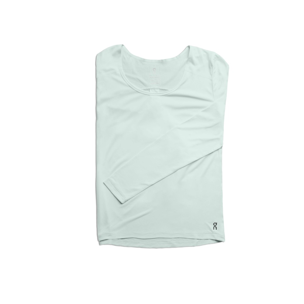 On Running Performance Long-T Womens Mineral