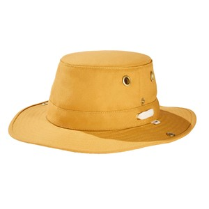 The Classic T3 Cotton Duck Hat Gold