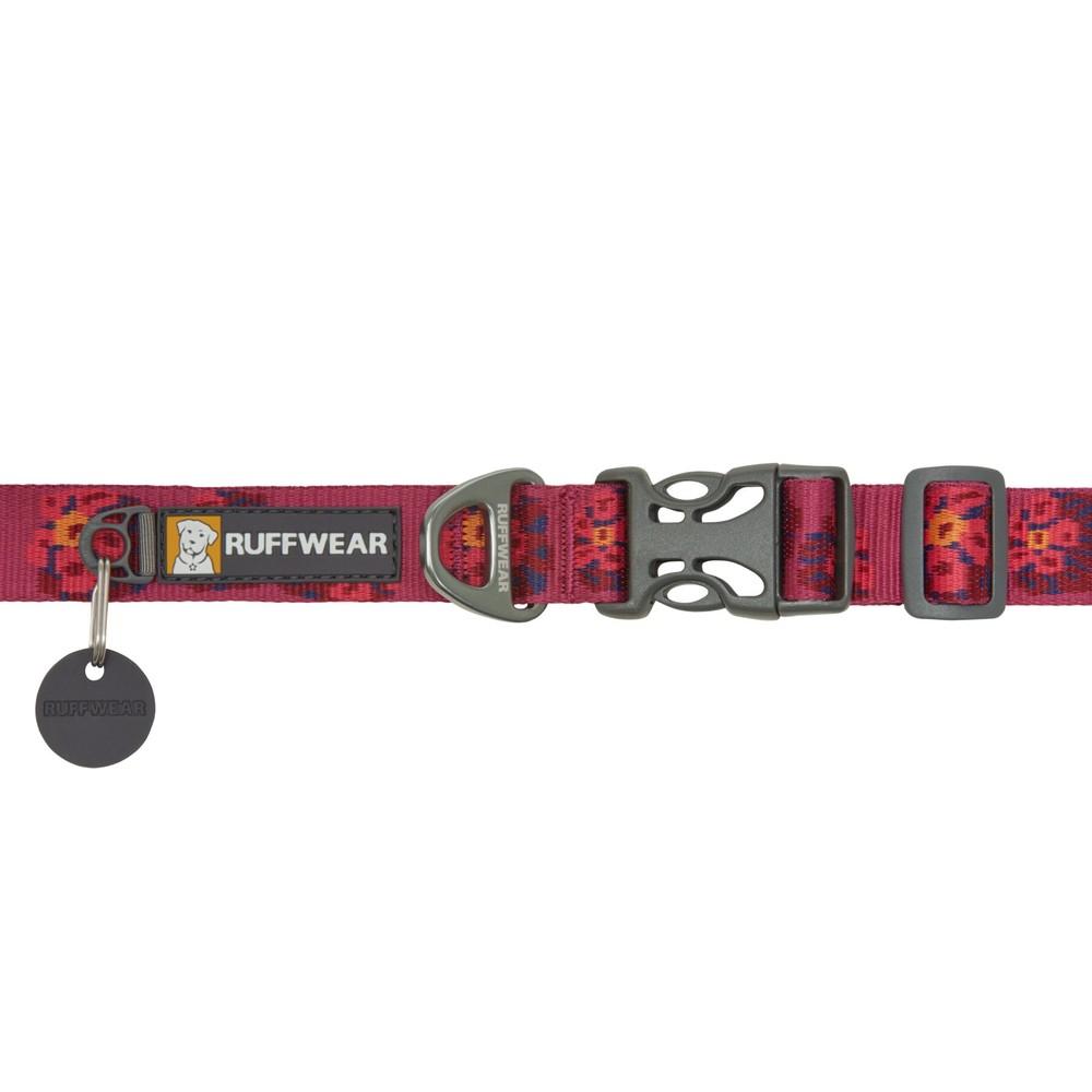 Ruffwear Flat Out Collar Alpenglow Burst
