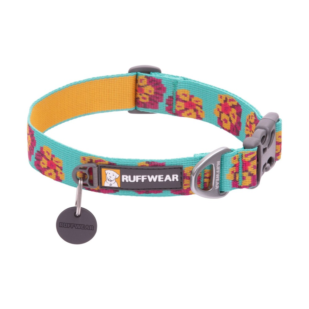 Ruffwear Flat Out Collar Spring Burst