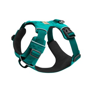 Ruffwear Front Range Harness in Aurora Teal
