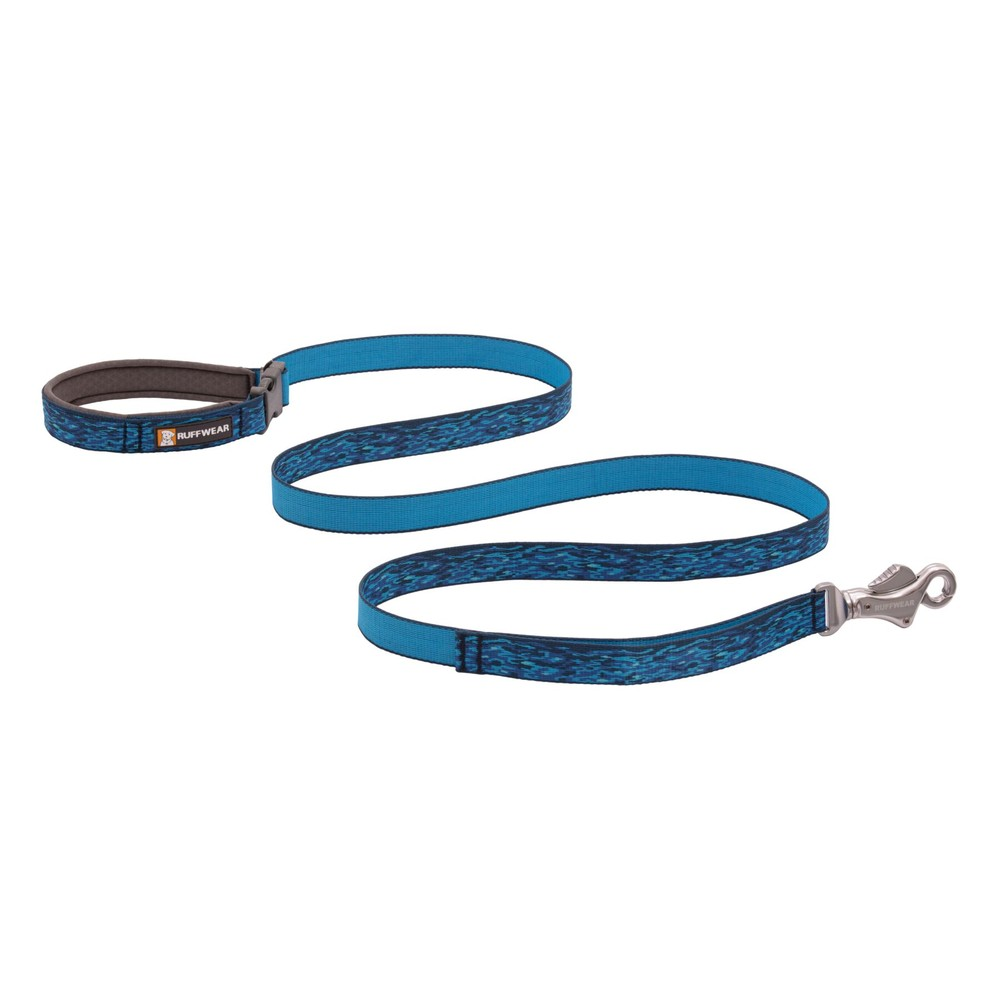Ruffwear Flat Out Leash Oceanic Distribution
