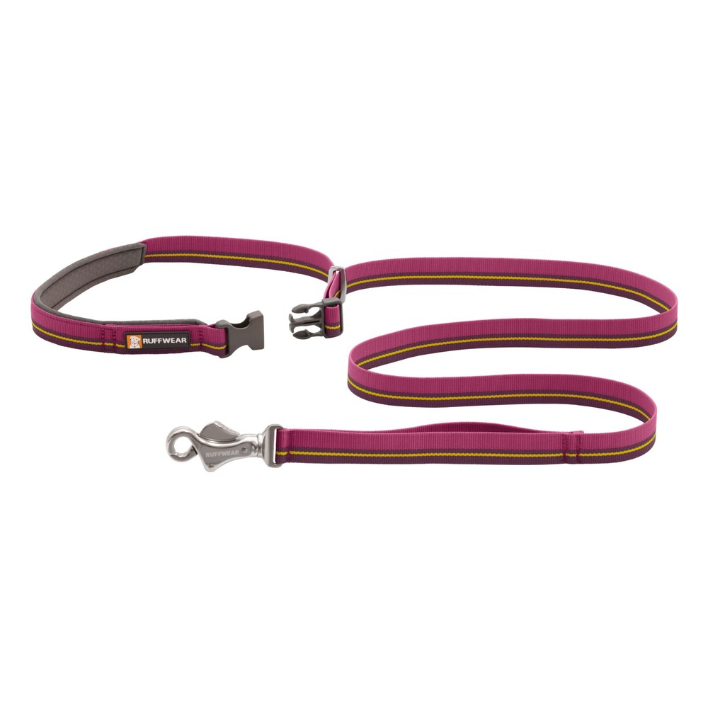 Ruffwear Flat Out Leash Wildflower Horizon
