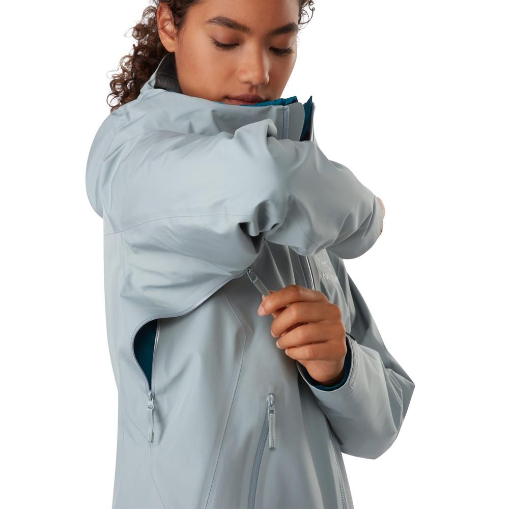 Arcteryx Beta LT Jacket Womens Immersion