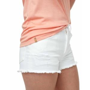 Treeblend Classic T-Shirt Womens Chinook Orange Heather