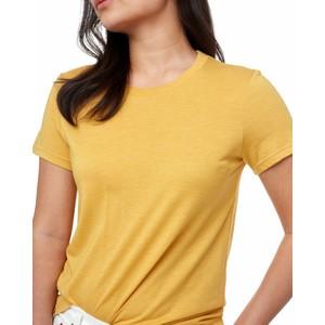 Treeblend Classic T-Shirt Womens Honey Gold Yellow Heather