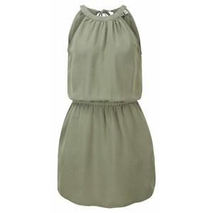 Cypress Dress Womens Agave Green
