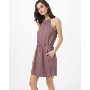 Cypress Dress Womens Burlwood Pink