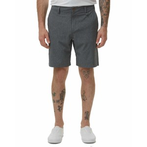 Destination Latitude Short Mens Dark Grey Heather