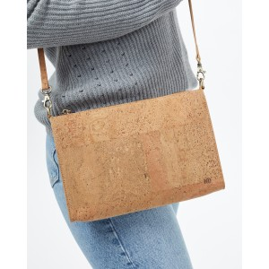 tentree Cork Cross Body Bag