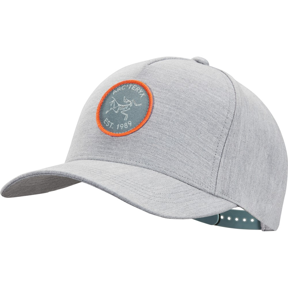 Arcteryx Bird Patch Cap Grey Heather