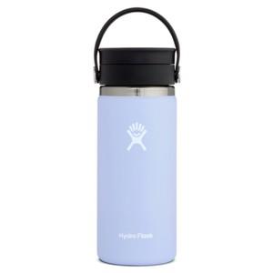 Hydro Flask 16oz Wide Mouth w/FlexSip Lid in Fog
