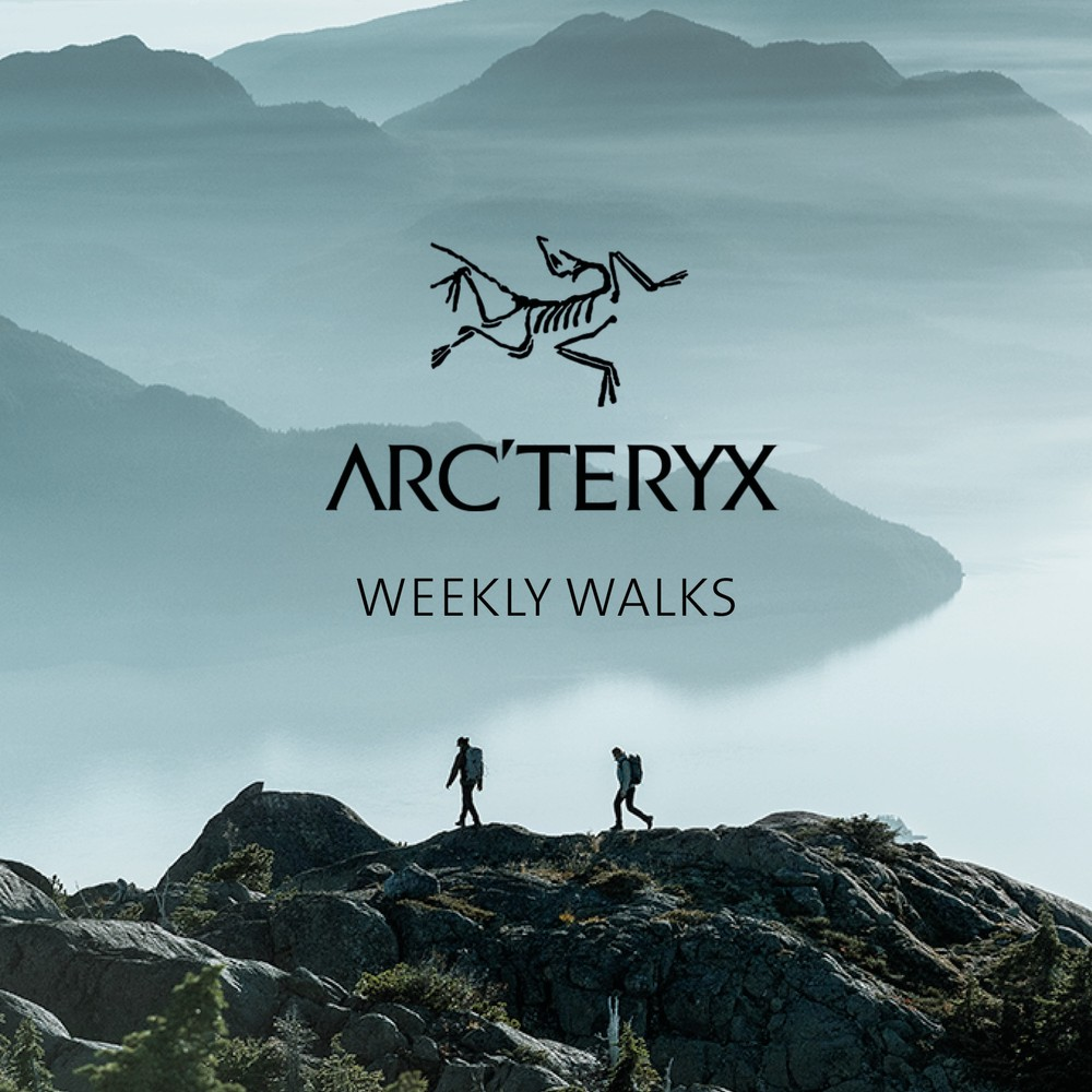 Arcteryx Walks More Accessible*
