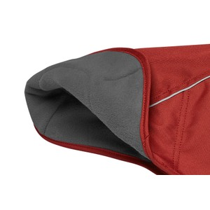 Overcoat Utility Jacket Red Clay