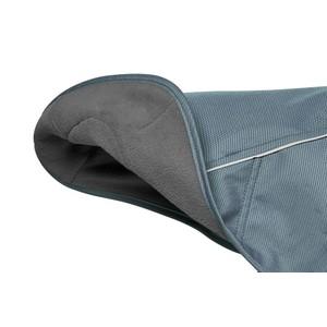Overcoat Utility Jacket Slate Blue