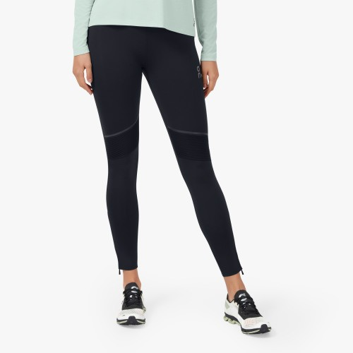 On Running Tights Long Womens Black