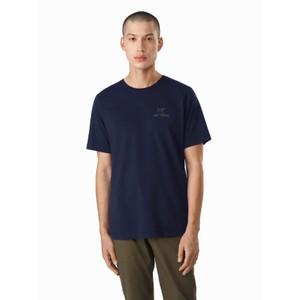 Emblem SS T-Shirt Mens Kingfisher
