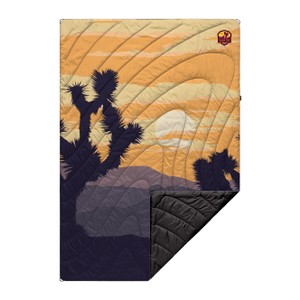 Rumpl Printed Original Puffy Blanket in Joshua Tree