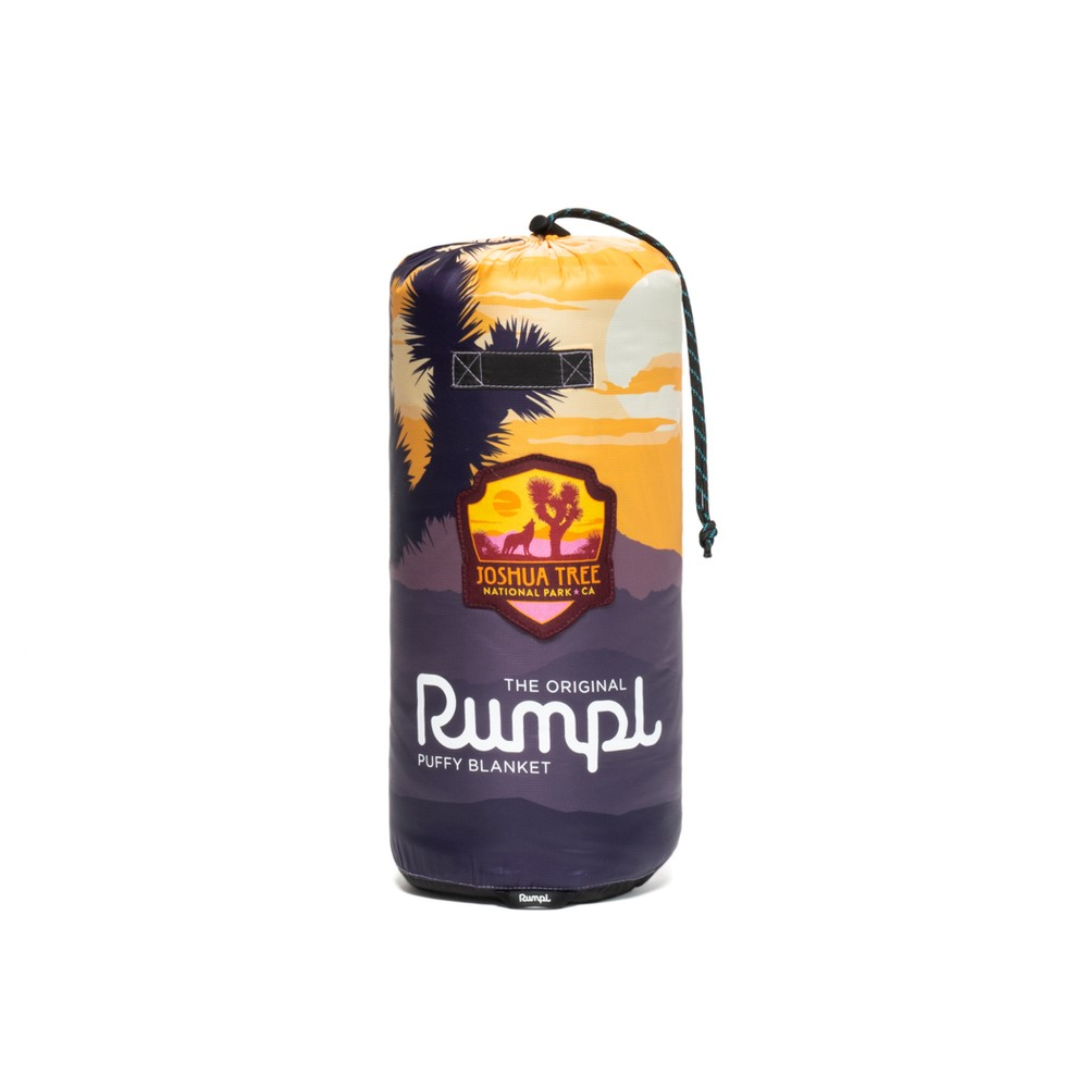Rumpl Printed Original Puffy Blanket Joshua Tree
