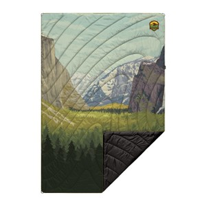 Rumpl Printed Original Puffy Blanket in Yosemite