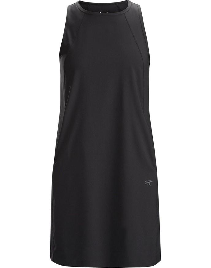 Arcteryx Contenta Shift Dress Womens Black