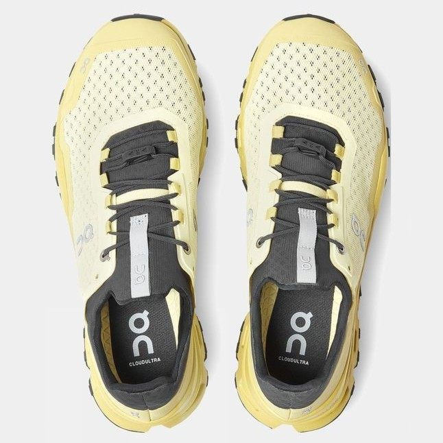 On Running Cloudultra Mens Limelight/Eclipse