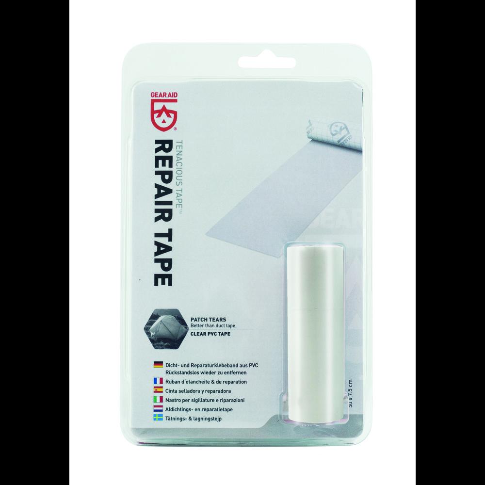 Gear Aid Tenacious Tape Clear PVC Repair Tape Clear