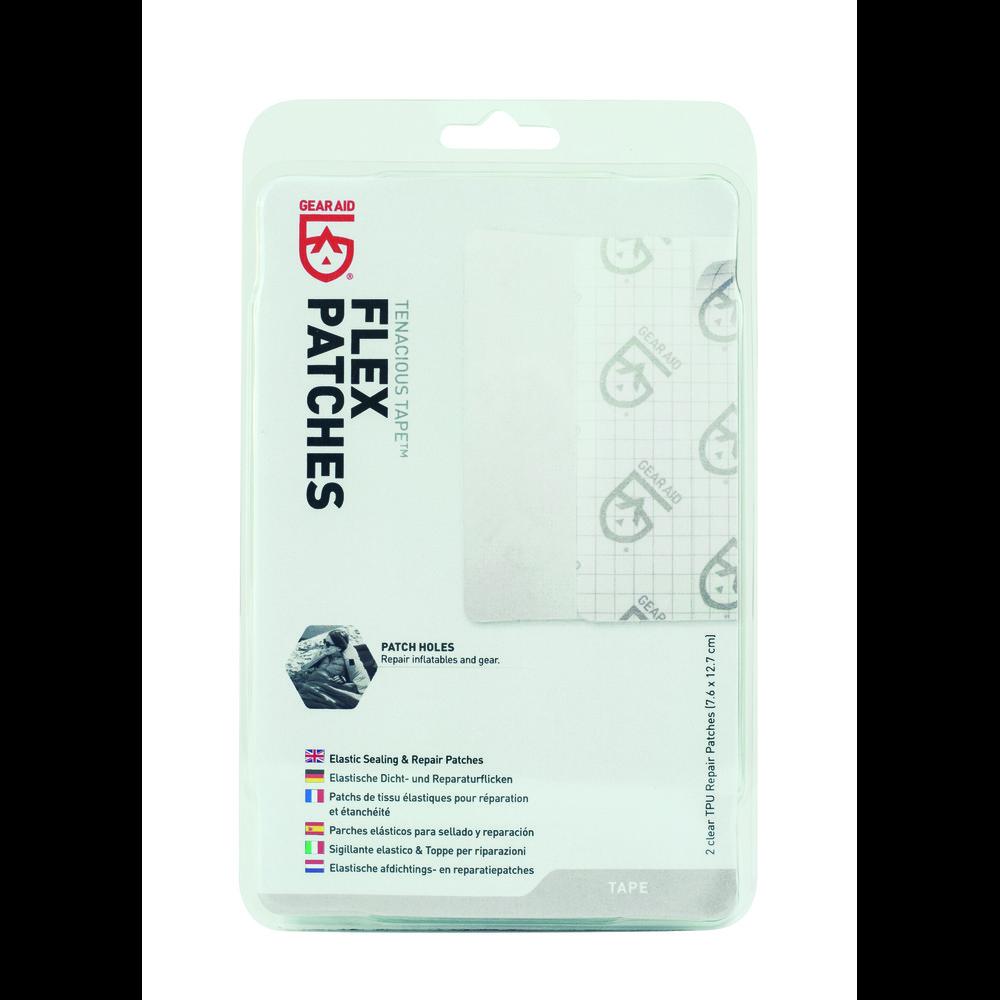 Gear Aid Tenacious Tape Flex Patches No Color