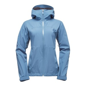 Black Diamond Stormline Stretch Rain Shell Womens