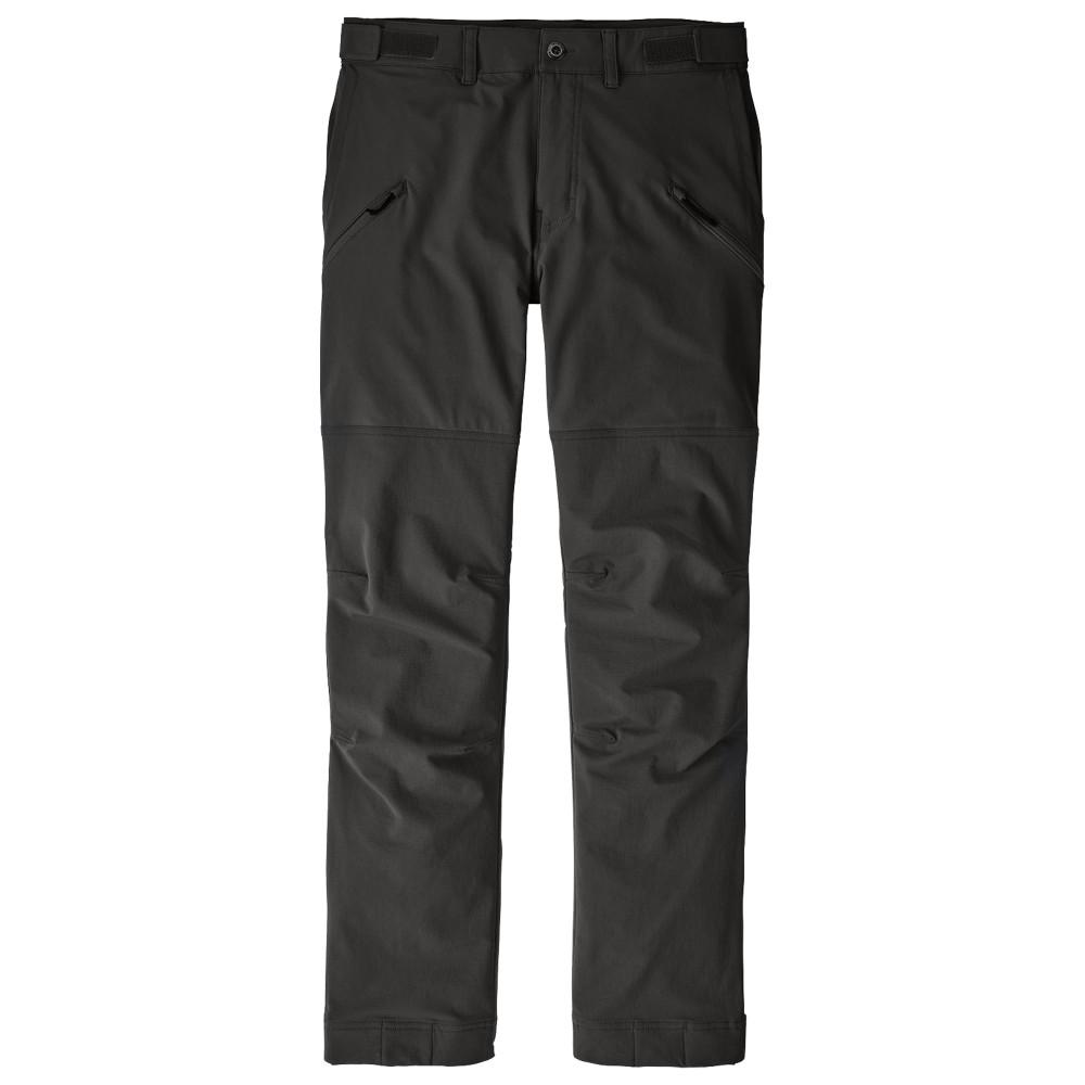Patagonia Point Peak Trail Pants - Short - Mens Noble Grey