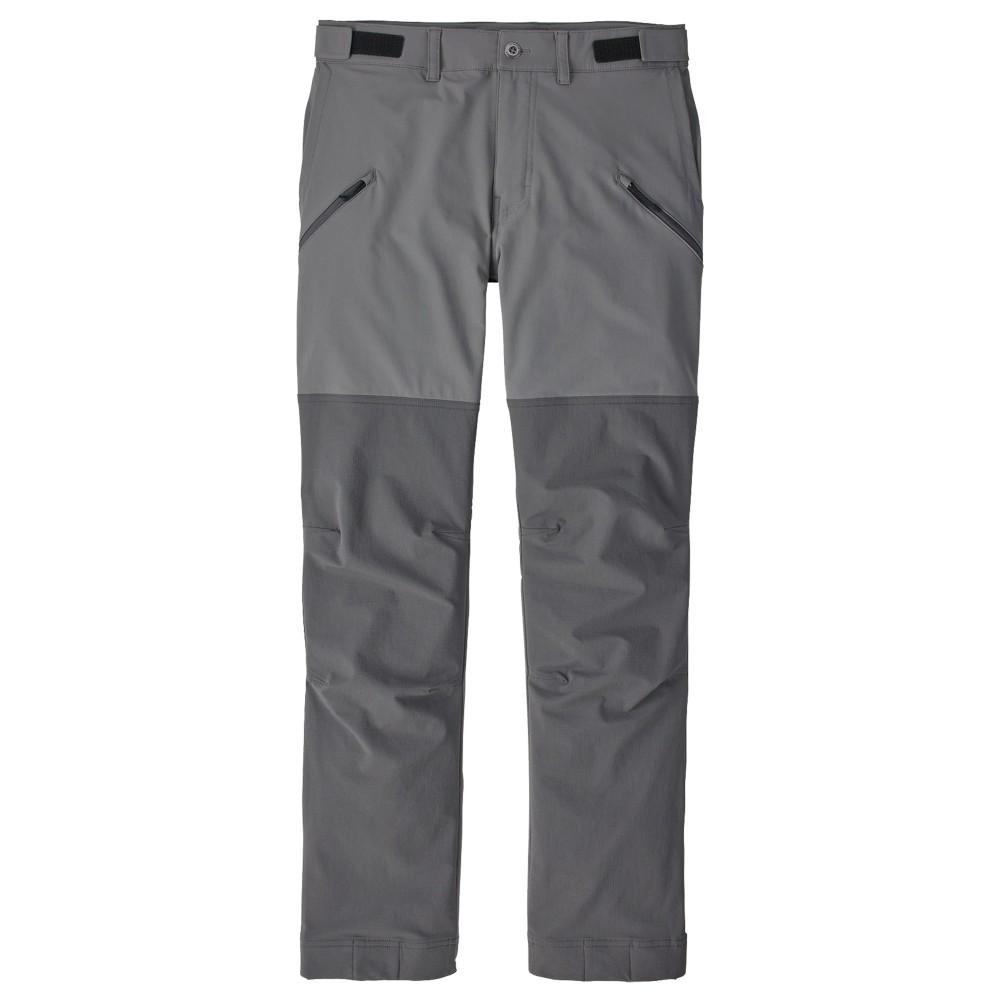 Patagonia Point Peak Trail Pants - Regular - Mens Noble Grey