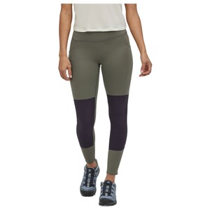 Pack Out Hike Tights Womens Basin Green